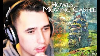 Howls Moving Castle Official Trailer REACTION & First Thoughts..