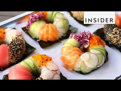 6 Different Ways to Enjoy Sushi