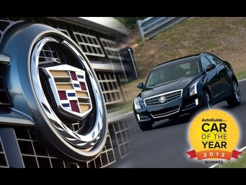 2013 AutoGuide Car Of The Year 2nd Nominee - Cadilac ATS
