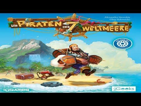 No Runthrough Review: Pirates of the 7 Seas