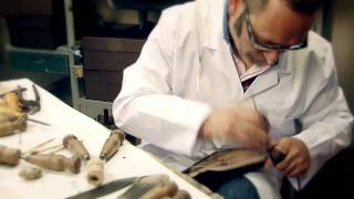 Louis Vuitton men's shoemaking in Fiesso d'Artico
