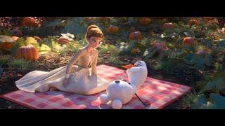【谷阿莫】為了救國家跟尋找會魔法的真相,她帶著妹妹和備胎去森林《冰雪奇緣2》