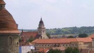preview picture of video 'Pohľad na pamiatkovú zónu mesta Skalica'