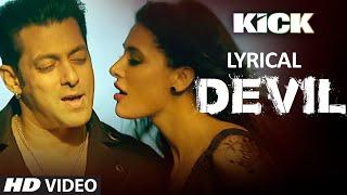 "Devil ""Yaar Naa Miley"" Song With LYRICS | Salman Khan | Yo Yo Honey Singh | Kick"
