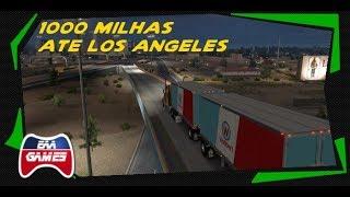 ATS - 1000 MILHAS ATÉ LOS ANGELES - PARTE 01