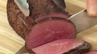 Super Quick Video Tips: How To Make Roast Beef Like a Pro