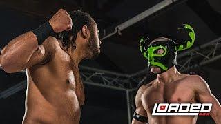 WCPW Loaded #2 Part 4 - Jay Lethal vs El Ligero