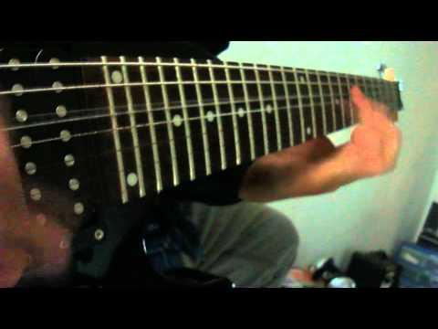 Pedro Bolívar - MY DAHLIA (Guitar Playthrough) HD
