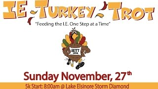 Feeding America: Inland Empire Turkey Trot