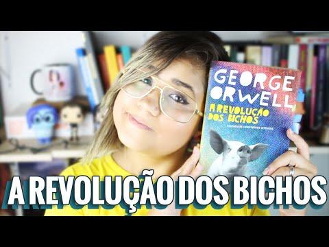 A REVOLUÇÃO DOS BICHOS por George Orwell | Pronome Interrogativo