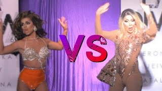 2nd ROUND / RONDA II | CATALINA vs. JEIVY 'LA DIVA 2016'