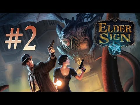 Elder Sign Part 2 | A titkos Fun With Geeks kézfogás (Csirke, Kaci) - Fun With Geeks