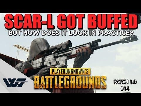 測試:這次Sacr-L 被Buff了多少? 最強神槍?
