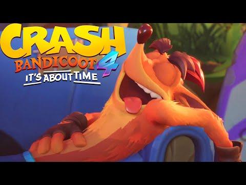 Crash Bandicoot 4: It's About Time - Full Game Walkthrough
