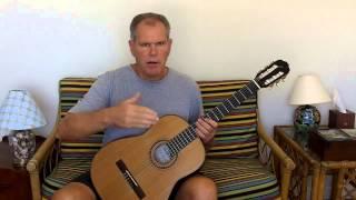 How To Fingerpick - Guitar Tutorial