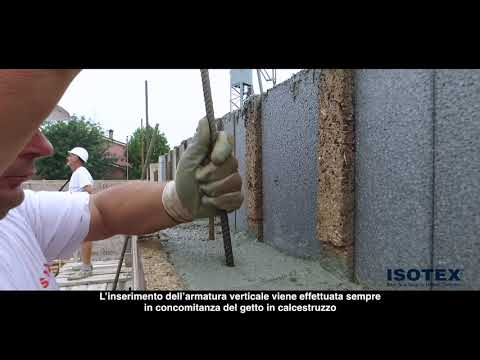 Video posa blocchi e solai ISOTEX