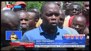 Winners and losers in the ODM  Coast party primaries