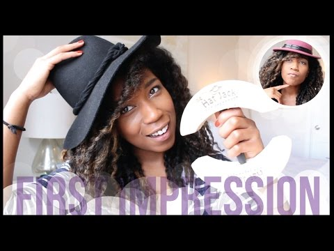 Stretch ANY Tight Fitting Hat! Hat Jack Hat Stretcher First Impression Review + Demo! Natural Hair