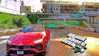 DRIVER #117 (GTA 5 REAL LIFE MOD)