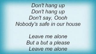 10cc - Don't Hang Up Lyrics