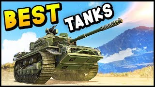 Crossout - The BEST TANKS - Leopard, Tiger, Tank Destroyer & More! (Crossout Gameplay)