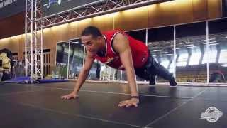 Salah | Physical Training | Fair Play Dance Camp