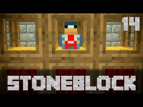 StoneBlock Modpack Supporter Server Ep  14 Roost Power