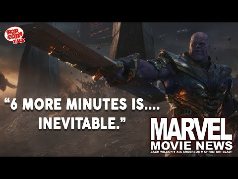 "Marvel Movie News: Venom ""Probably"" in Spidey, Endgame's New Post-Credits, Jessica Jones, and More!"