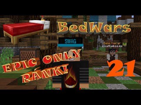 Bedwars - Epic Only Ránk & Epic Mesterhármas [69Like?] letöltés