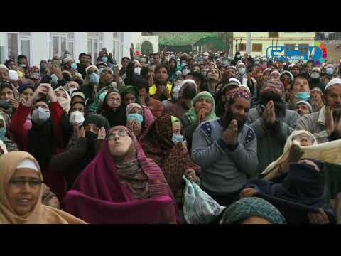 Prayers mark Eid-e-Milad in Kashmir