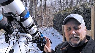 New Pegasus Astro Focus Cube for my telescope!
