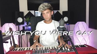 Grant Knoche - Wish You Were Gay (Cover)