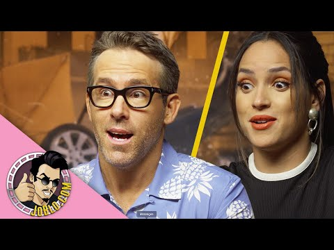 Ryan Reynolds, Adria Arjona & Manuel Garcia-Rulfo Interview for 6 Underground