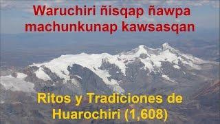 Manuscrito de Huarochirí