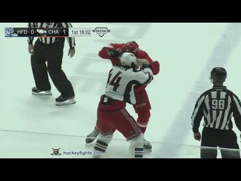 Derek Sheppard vs. Mason Geertsen