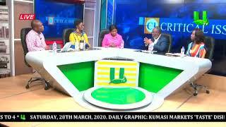 Critical Issues With Afia Pokuaa (Vim Lady )   28/03/2020