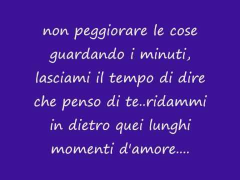 Gigi D'alessio  Amore mio.wmv