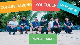 preview picture of video 'TRAVEL VLOG    COLABS YOUTUBER MANOKWARI BLK BEACH PAPUA BARAT #WISATA #PAPUABARAT #INDONESIA #MAKAN'