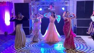 SURPRISE DANCE | PUNJABI DANCE | MIA PUNJABI MASHUP | GIRLS DANCE | WEDDING DANCE | ILLEGAL WEAPON