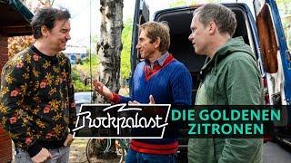 Die Goldenen Zitronen   BACKSTAGE   Rockpalast   2019