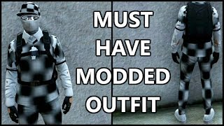 GTA 5 - THE BEST MODDED RNG/TRYHARD OUTFIT (PS3/360, Next Gen DM GLITCH Working 1.28/1.42)