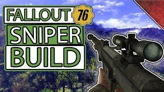 Fallout 76 Sniper Build | Character Build