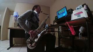 Durmiendo con la Luna - Saxofonía - Francisco A. Barrios