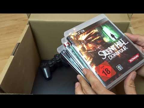 Playstation 3 Sammlung # PS3 Konsolen & Spiele - Retro Gaming Serie Folge # 17
