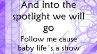 Hannah Montana Spotlight (With Lyrics) HQ