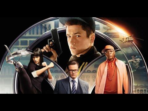 The Secret Service - Colin Firth, Taron Egerton, Samuel L. Jackson, Best movie 2014, Mortgage.