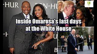 Inside Omarosa's last days at the White House