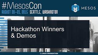 Hackathon Winners and Demos