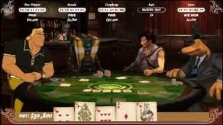 POKER NIGHT 2 [#2] Ash Has Been Eliminated From Play [GERMAN] (feat. Fonsey)