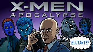X-Men Apocalypse Trailer Spoof - TOON SANDWICH